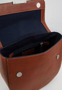 Marc O'Polo - HOBO BAG - Across body bag - authentic cognac - 4