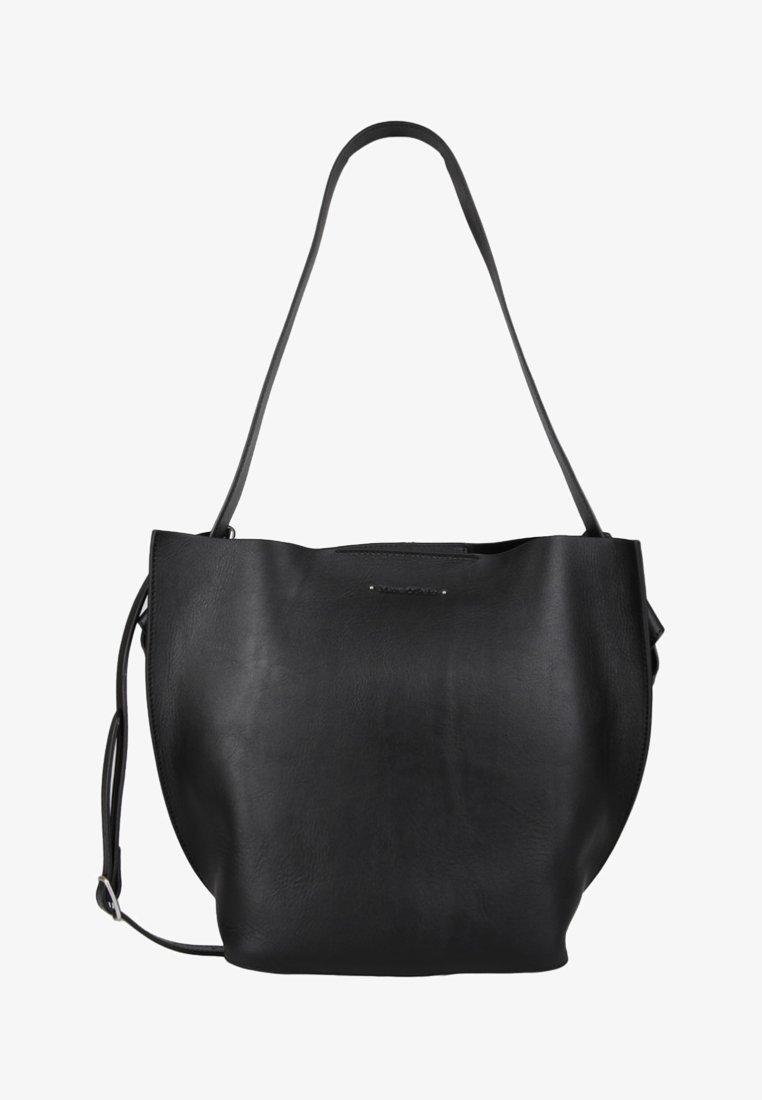 Marc O'Polo - MICKEY - Shopping Bag - black