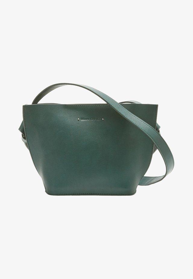 RICKY - Across body bag - green