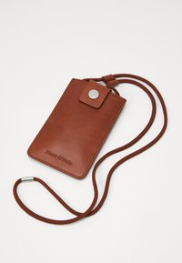 Marc O'Polo - CHARLOTTE - Obal na telefon - authentic cognac