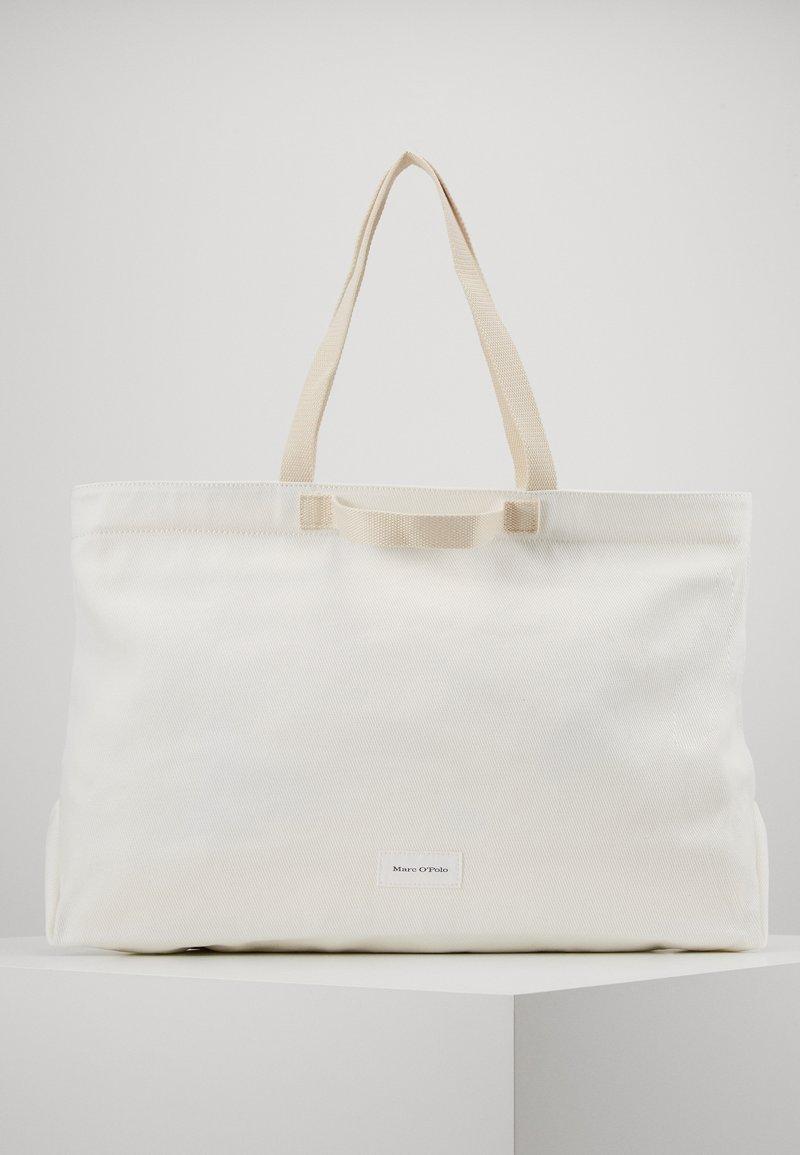 Marc O'Polo - SHOPPER  - Shoppingveske - offwhite