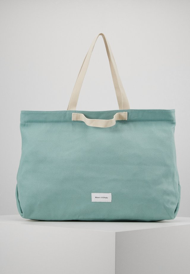 SHOPPER  - Tote bag - misty spearmint