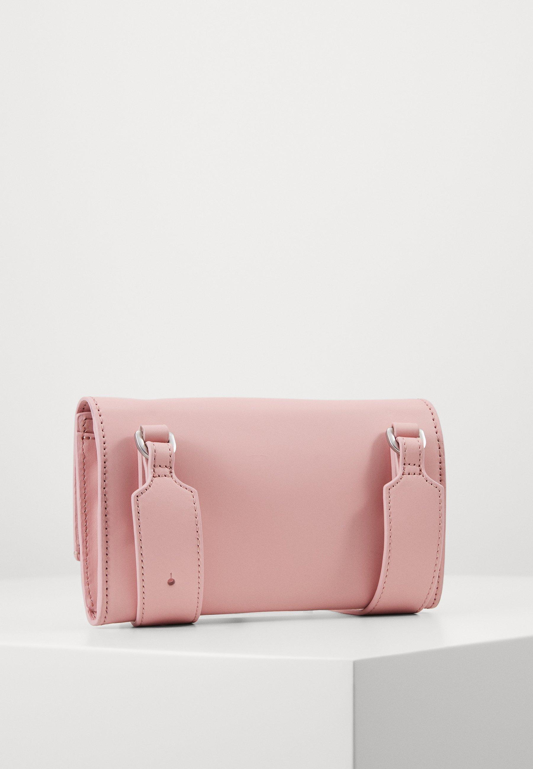 Marc O'polo Crossbody Bag - Torba Na Ramię Light Pink