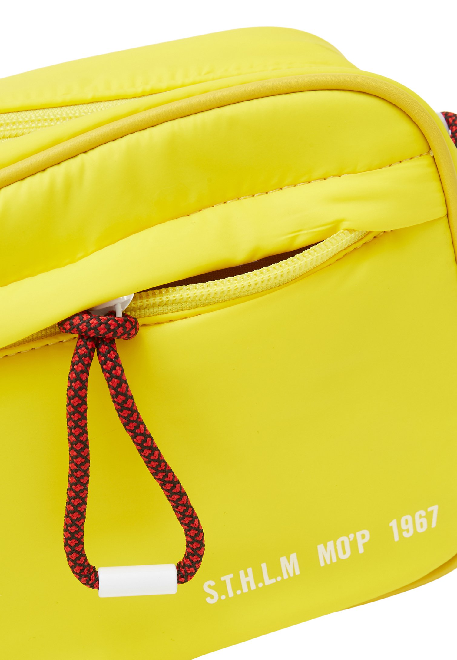 Marc O'Polo CROSSBODY BAG - Torba na ramię - yellow