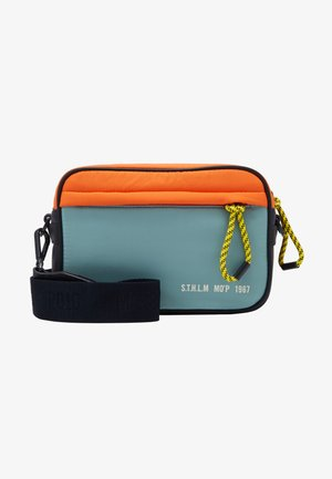 CROSSBODY BAG - Across body bag - multicolor/mint