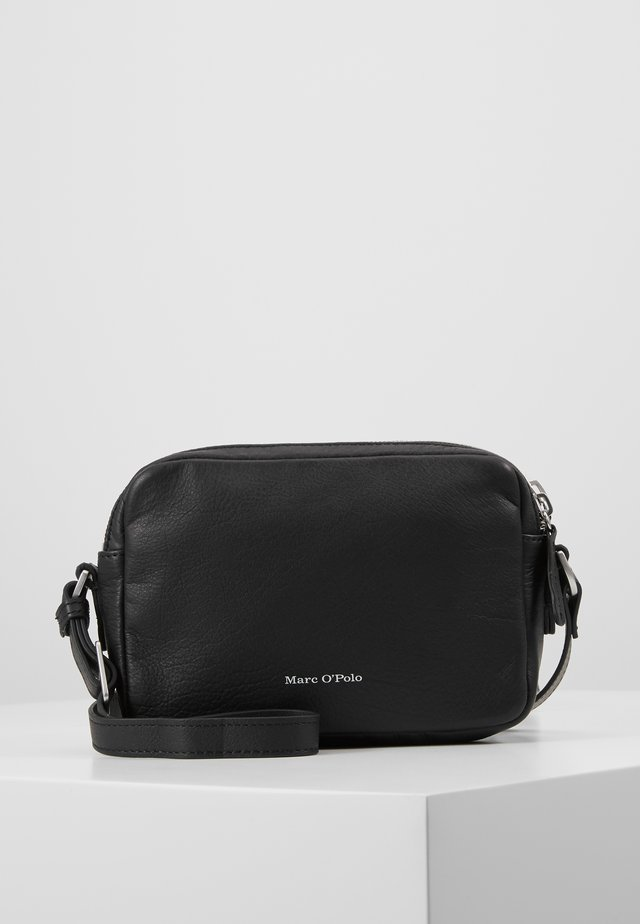 CROSSBODY BAG - Across body bag - black