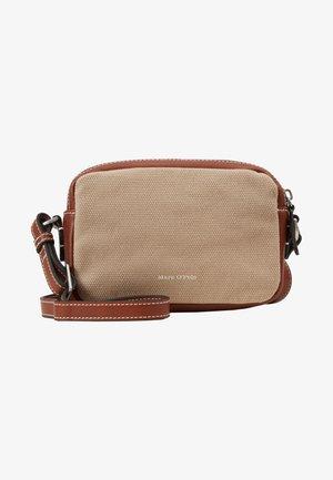 CROSSBODY BAG - Across body bag - warm stone