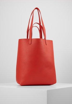 SHOPPER - Shopping Bag - sunset orange