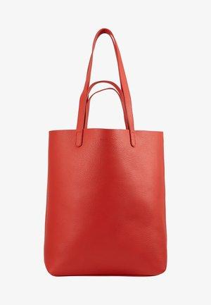 SHOPPER - Shopping bags - sunset orange