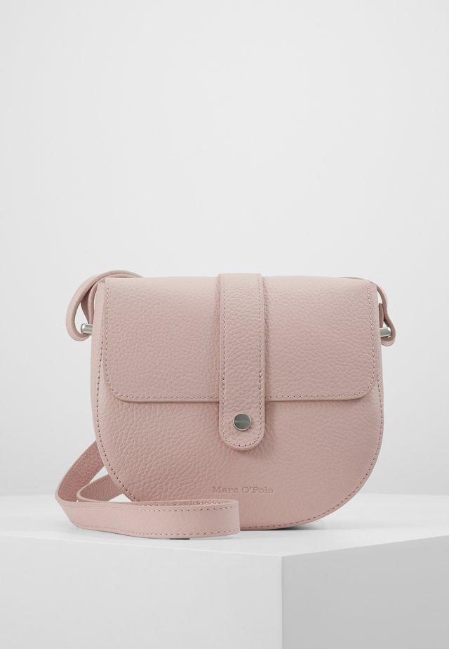 CROSSBODY BAG - Olkalaukku - light pink