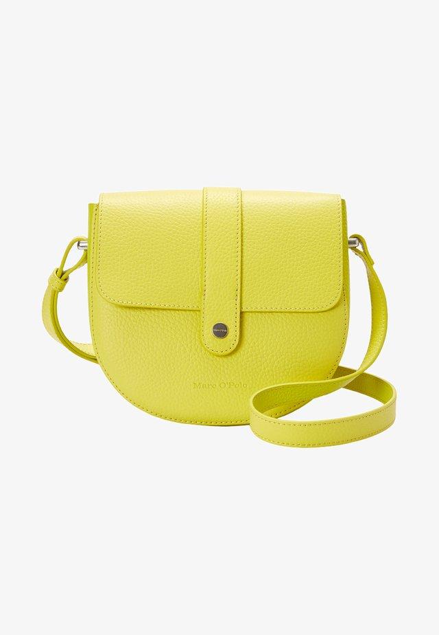 CROSSBODY BAG - Across body bag - dark green