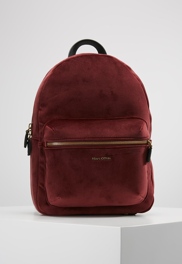 Marc O'Polo - BACKPACK - Rucksack - red