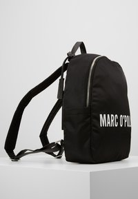 Marc O'Polo - BACKPACK - Reppu - black - 3
