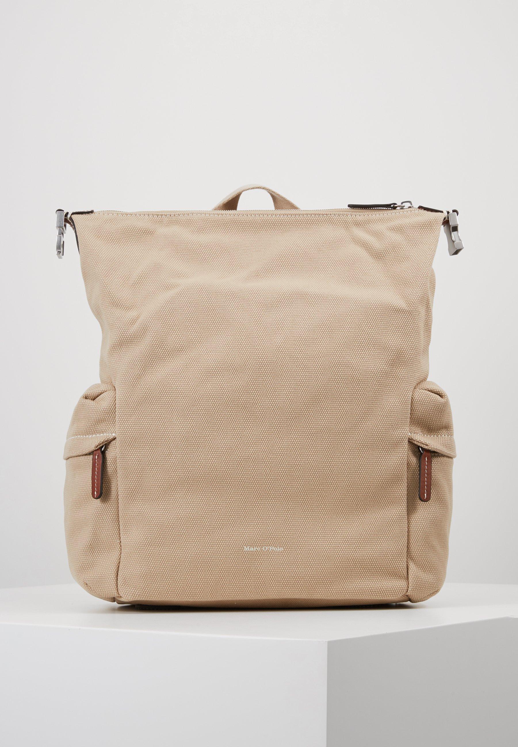 Marc O\'polo Backpack - Rucksack Warm Stone