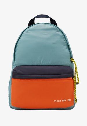 BACKPACK - Batoh - multicolor/mint