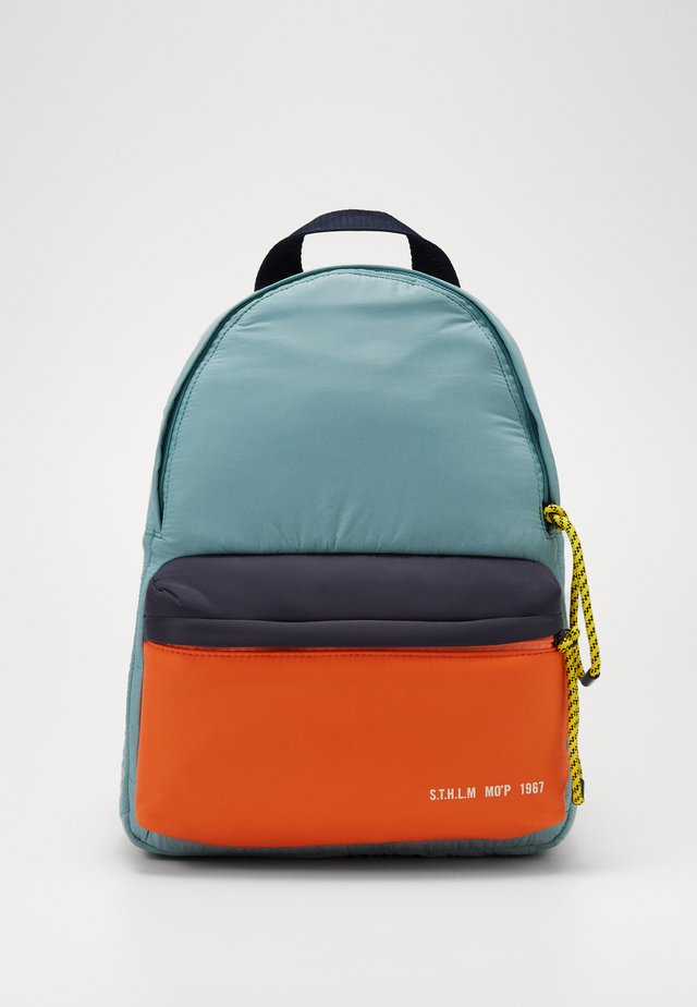 BACKPACK - Mochila - multicolor/mint