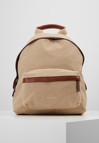 Marc O'Polo - BACKPACK - Reppu - warm stone - 0