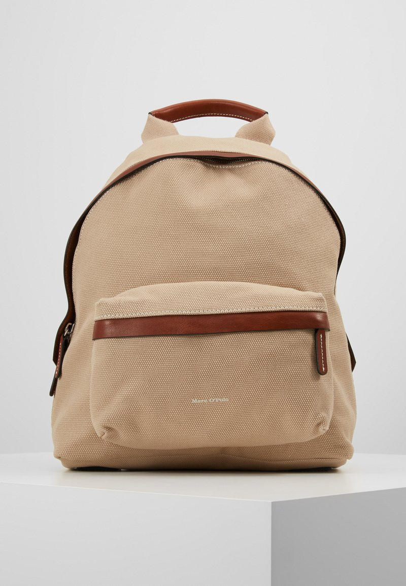 Marc O'Polo - BACKPACK - Reppu - warm stone