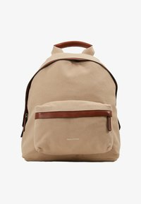 Marc O'Polo - BACKPACK - Reppu - warm stone - 4