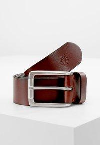 Marc O'Polo - Formální pásek - cognac - 0