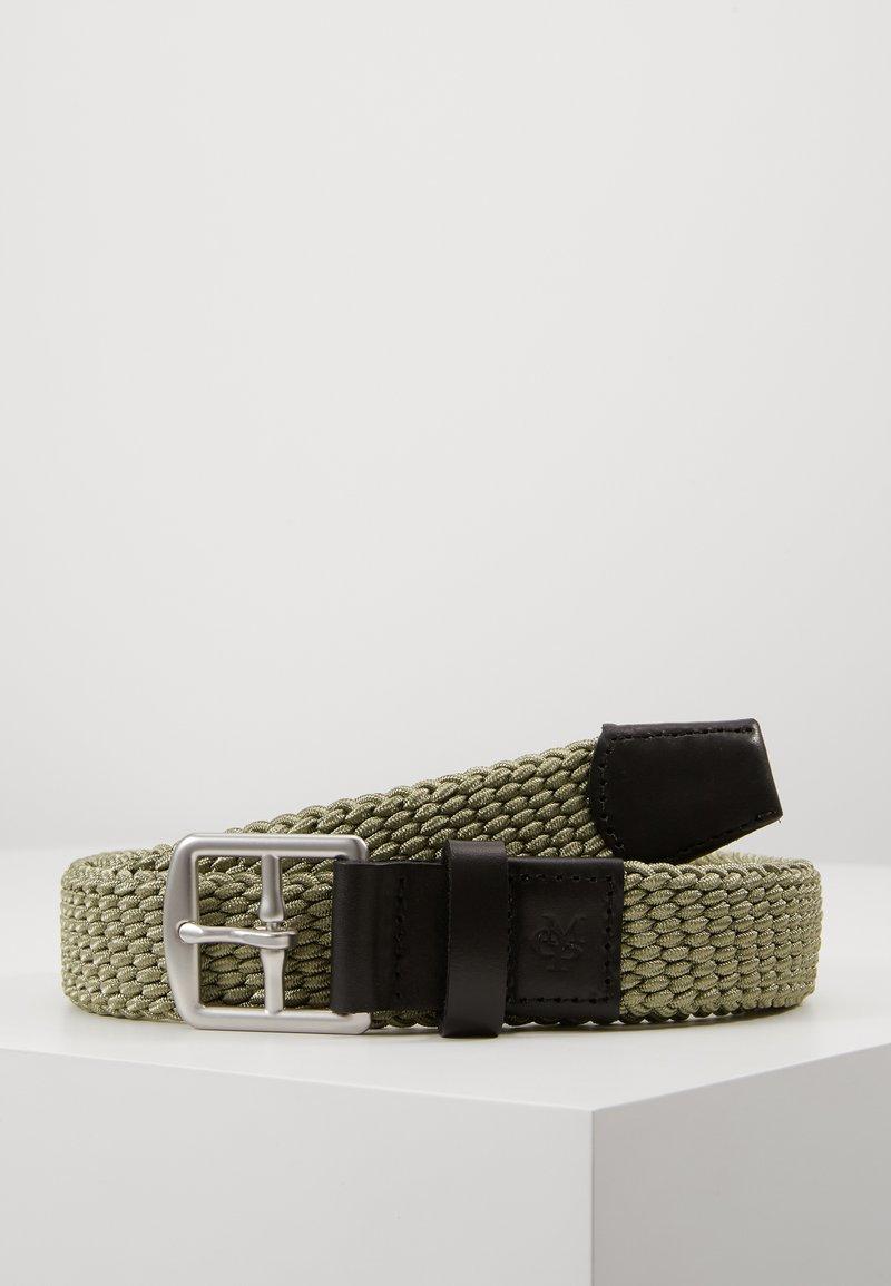 Marc O'Polo - YARON - Pásek - olive green