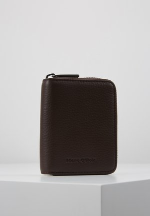 HELGE WALLET - Peněženka - chocolate brown