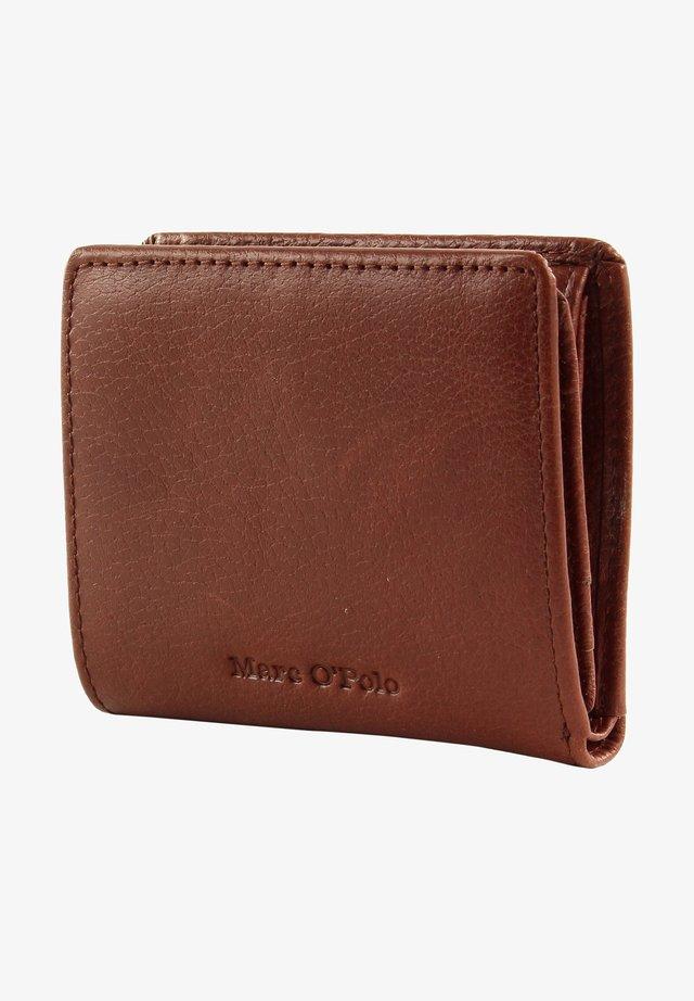 Wallet - burnt cognac
