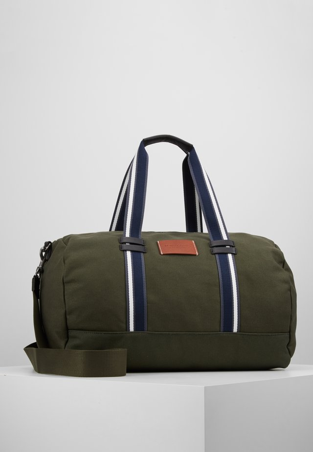 Weekend bag - military green
