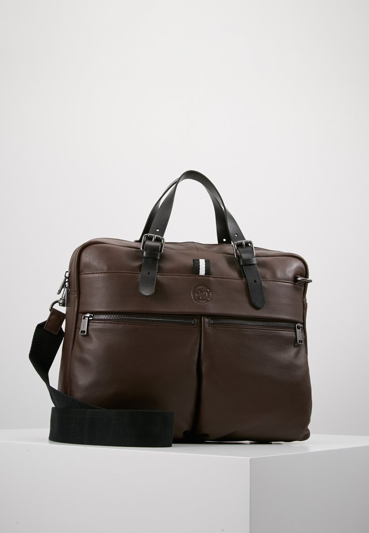 Marc O'Polo - BUSINESS BAG - Ventiquattrore - chocolate brown
