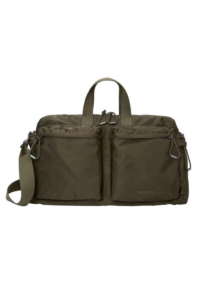 WEEKENDER - Weekend bag - olive