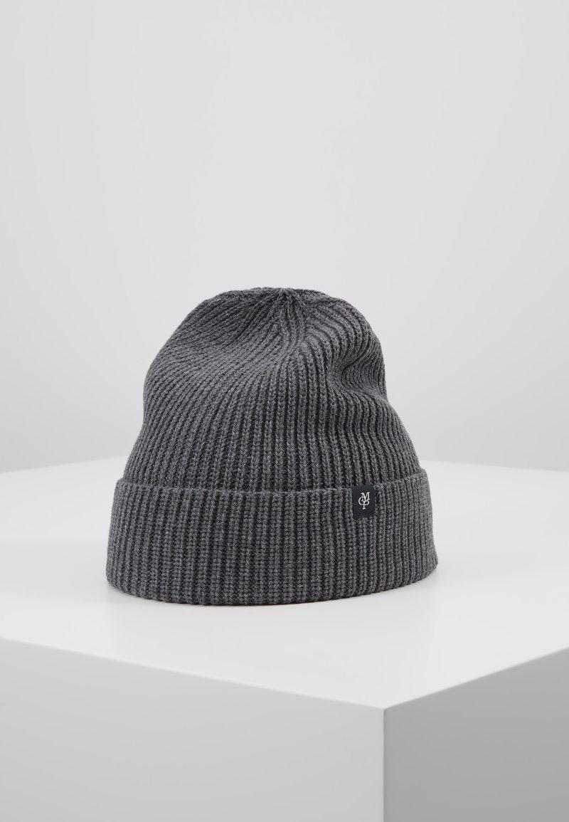 Marc O'Polo - FOLD UP - Mütze - graphite grey melange