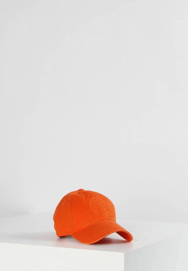 MARC O'POLO HERREN CAP - Cap - orange (33)