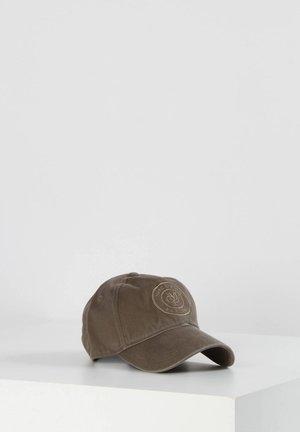 MARC O'POLO HERREN CAP - Cap - grün (43)