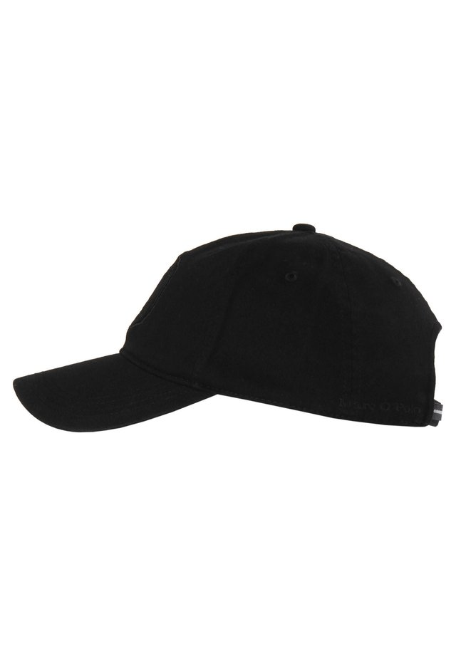 MARC O'POLO HERREN CAP - Czapka z daszkiem - schwarz (15)