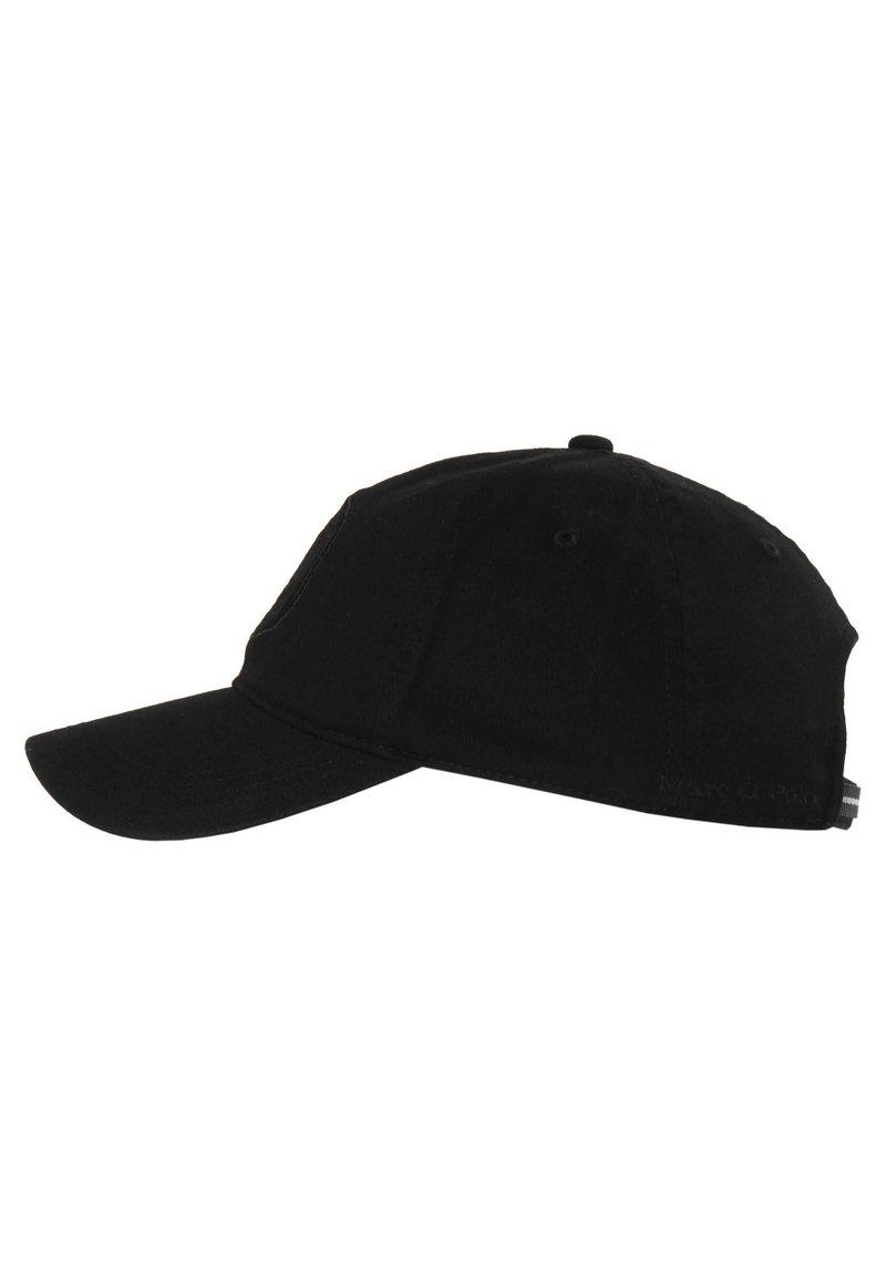 Marc O'Polo - MARC O'POLO HERREN CAP - Cap - schwarz (15)