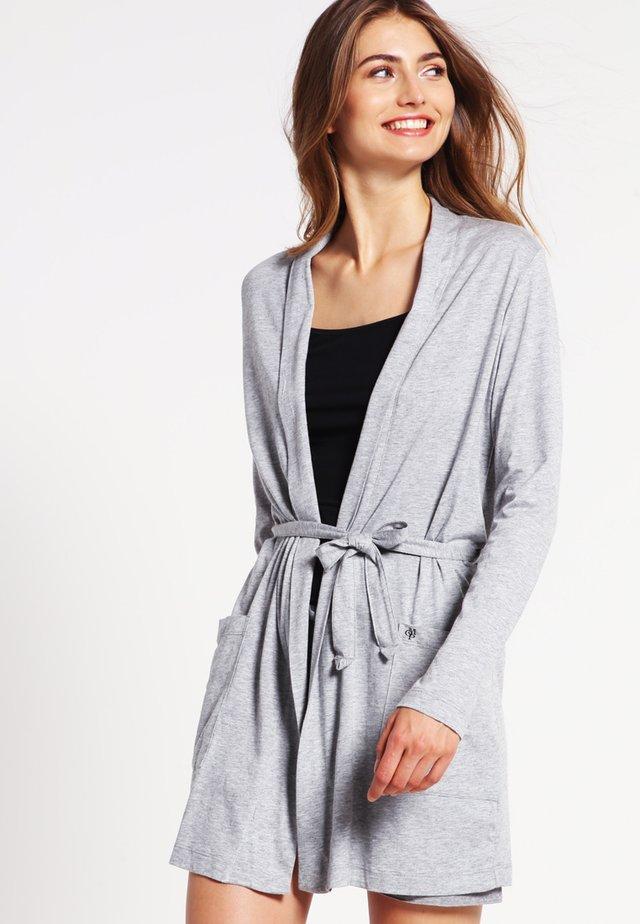 Peignoir - grey
