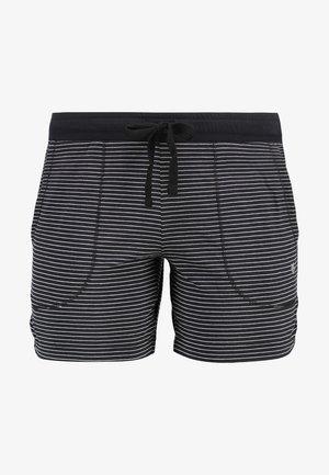 Spodnie od piżamy - dark blue/white