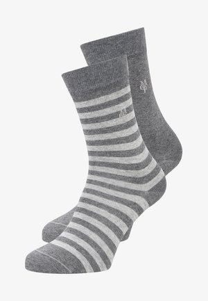 2 PACK - Calcetines - grey