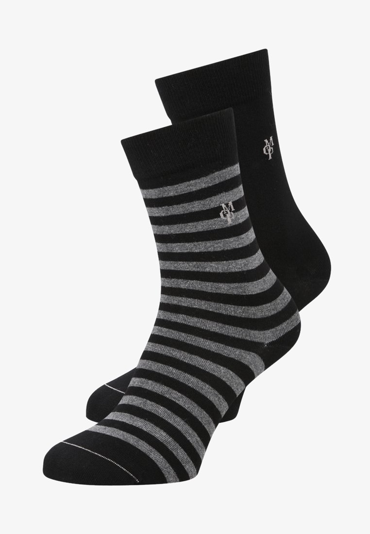 Marc O'Polo - 2 PACK - Chaussettes - black