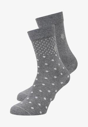 2 PACK - Sokken - grey