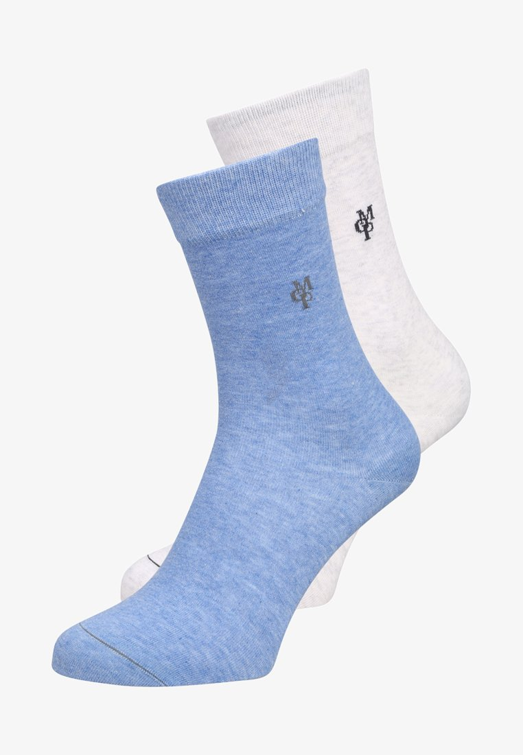 Marc O'Polo - 2 PACK - Calcetines - blue