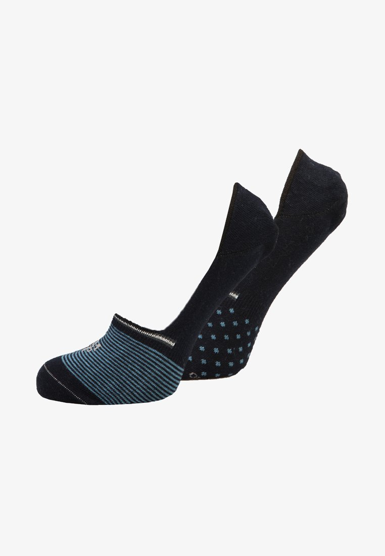 Marc O'Polo - 2 PACK - Calcetines tobilleros - navy