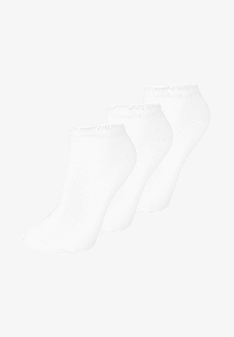 Marc O'Polo - SNEAKER WOMEN 3 PACK - Sokken - weiss