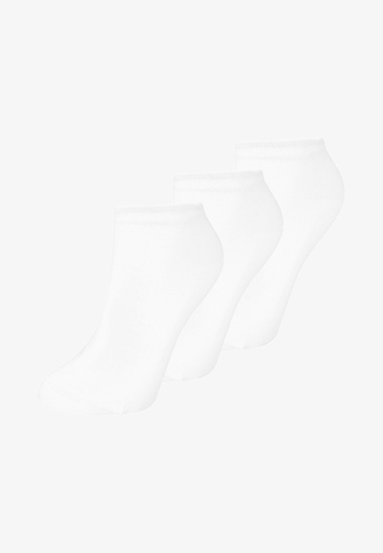 Marc O'Polo - SNEAKER WOMEN 3 PACK - Socken - weiss