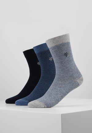 3 PACK - Socken - navy