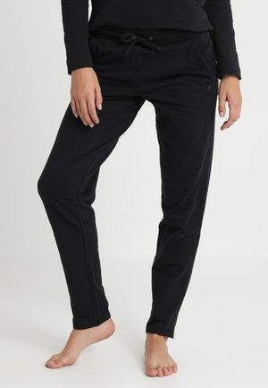 PANTS - Pantalón de pijama - blauschwarz