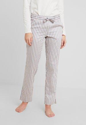 PANTS - Pyjamasbyxor - rosenholz
