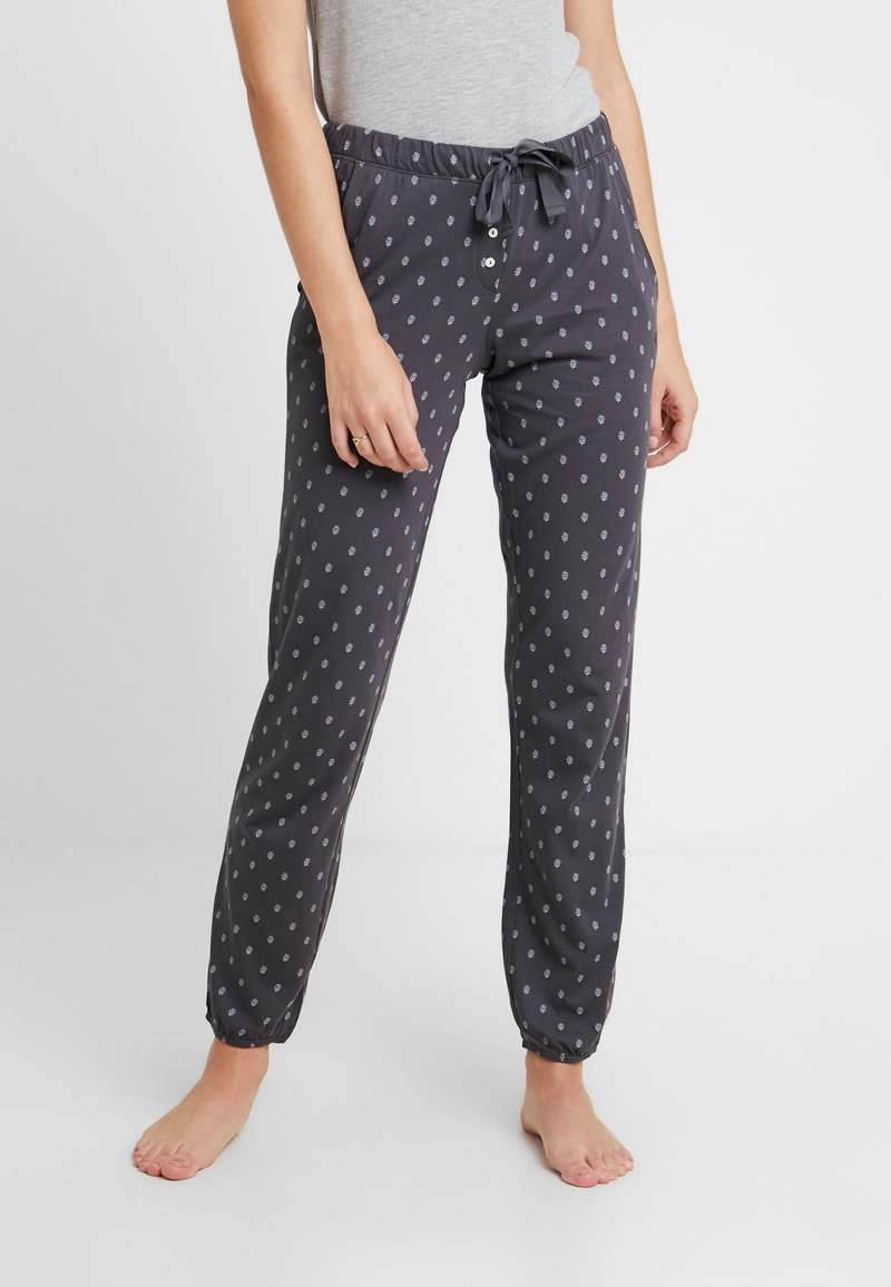 Marc O'Polo - PANTS - Pyjama bottoms - anthrazit