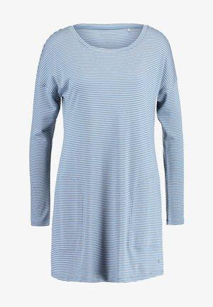 SLEEPSHIRT CREW NECK - Noční košile - blau