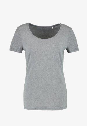 CREW NECK - Pyjamashirt - grey